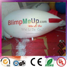 inflatable remote control advertising blimp/inflatable air blimp balloon