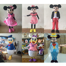 Mouse mascot costume Collection