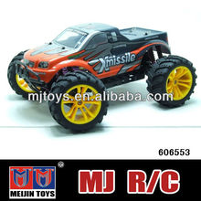 Hottest ! 1/10 big 4wd HSP RC Electric Cars For Sale