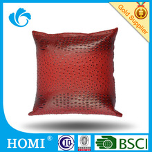 2015 Brand color change magic red decorative pillow