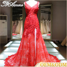 import sweetheart lace applique half trumpet ball gown evening dress