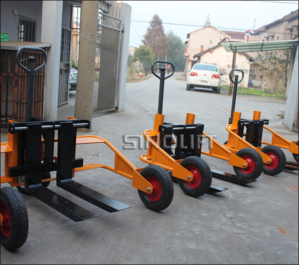 Hot - NPT Outdoor Terrain Pallet Truck with CE Certificate