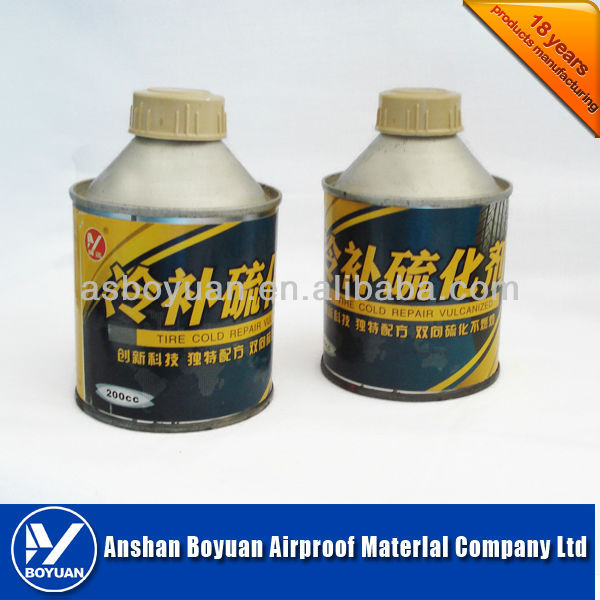 Fast Dry Vulcanizing Cement/ Tire Sealant