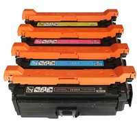 Compatible HP CE260A/CE260X/CE261A/CE262A/CE263A Toner Cartridge For Laser color jet 4025/4525/4520