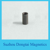 Small strong cylinder ndfeb generator a magnets
