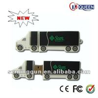 Pvc truck flash drive usb key