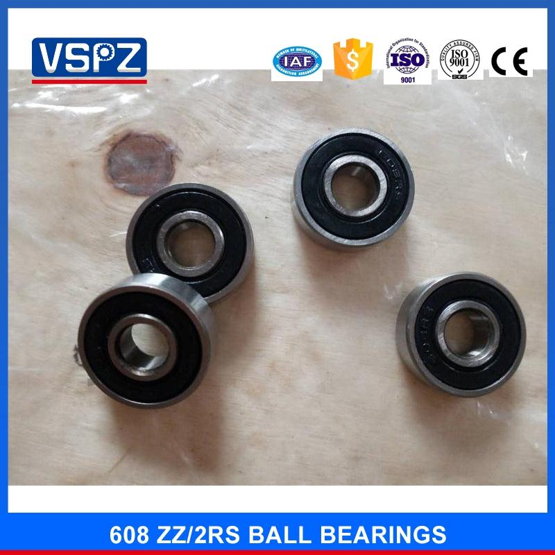 8*22*7mm 0.012kg spinner keychains bearing 608 2Z/LHT F80018R bearings
