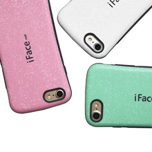 New Fashion Korean Cute iFace Cell Phone Case for iPhone 6 iFace Case, iFace Mall Cell Phone Case for iPhone 6 Plus 7 plus