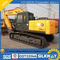 Hyundai hydraulic excavator R305-9T with Best price