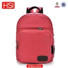 China supplier elegant casual school bag making material