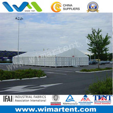 hard shell 15mX30m aluminum warehouse tent with Sandwich panel
