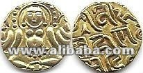 ANCIENT INDIA GOLD COIN