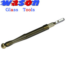 Sharp durable friendly operation professional diamond glass cutter