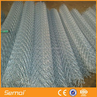 50x50mm used chain link fence for sale