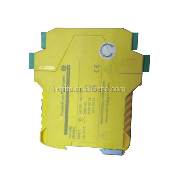 Monitor Speed relay to escalator TSR-DMS 68005600
