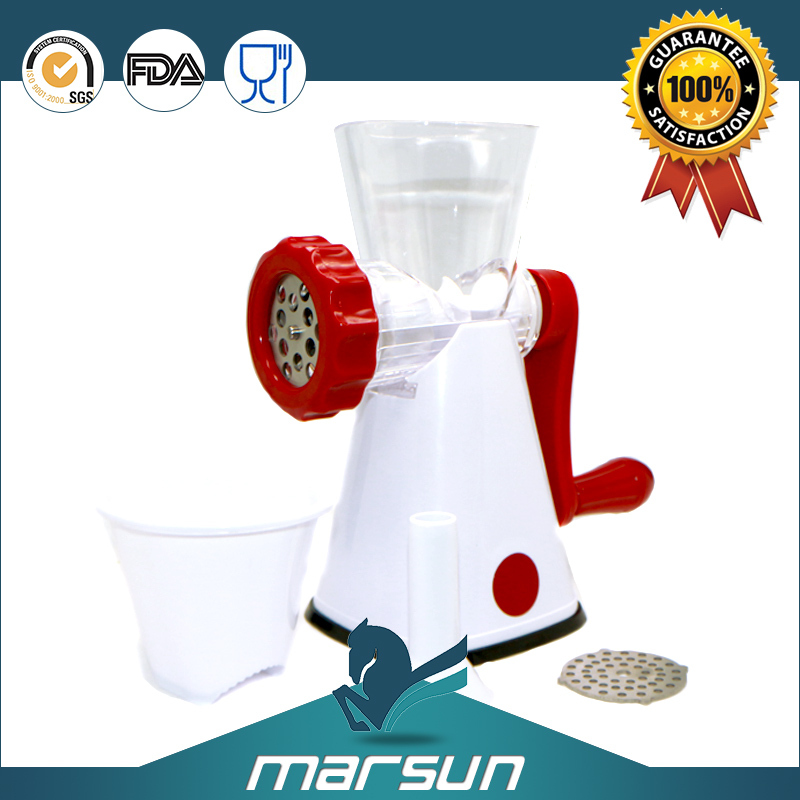 2015 New Manual Meat Mincer&Bone Mincer