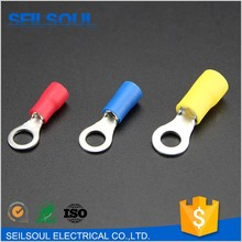 SeilSoul Cold Press Process Electrical Outlet Cable Wire Ring Terminal