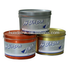 gold&silver UV offset printing ink