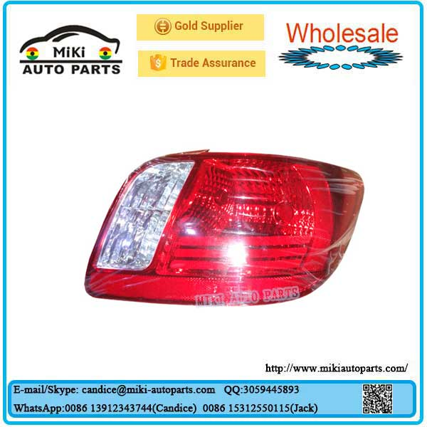 Aftermarket Tail Light For Rio 2006 Auto Parts