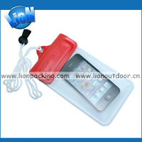 waterprooft phone case and waterproof bag for small camera wholesale