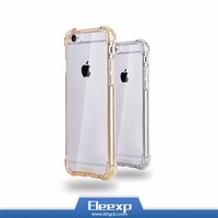 Soft TPU phone cover case for apple 7 mobile phone housing