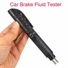 auto diagnostic devices for all cars LED brake fluid tester