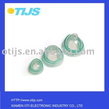 autoclavable silicone oxygen mask