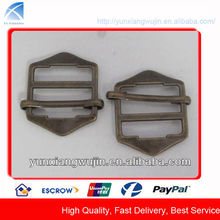 CD8414 Fashion Metal Suspender Adjuster Buckle
