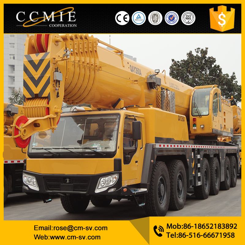 OEM mobile truck crane 25 ton cranes for sale with low price