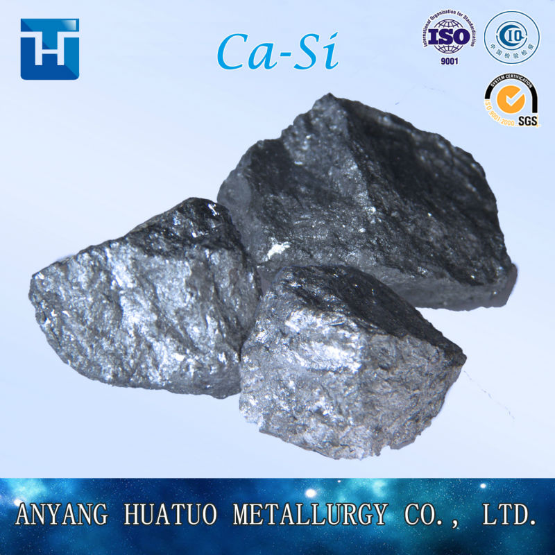 Calcium silicon Ca28Si60/ Ferro alloys China