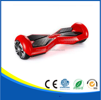 2016new updated self balancing electric scooter high quality scooter mopeds 2wheel 8inch plastic balance board mobility scooter