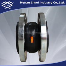 Liwei High Performance Rubber Expansion Joint Rubber Bellows Coupling