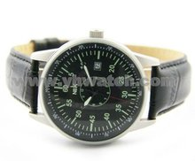2013 Factory directly surpply vogue watch most fashionable style leather watch men sport leather watch alibaba express