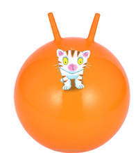 China factory wholesale Outdoor Colorful ECO-friendly bounce and sport child inflatable toys jumping hopper ball