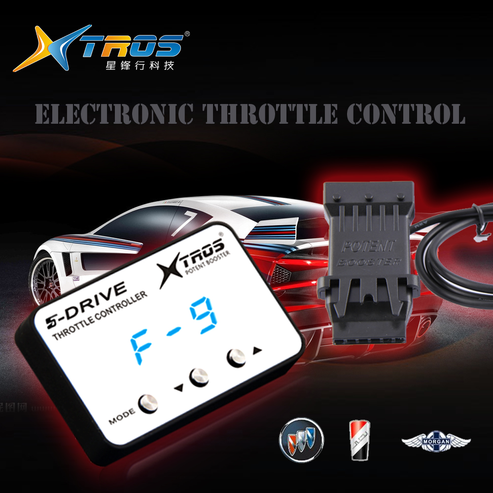 Wholesale price OBD2 Chip Tuning Box fits all car, throttle boost controller turbocharger car engine
