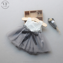 2017 Wholesale Baby Girls Summer kids tutu dresses children tulle dresses