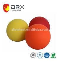 Hot Yoga Ball To Generate Blood Flow and Increase Flexibility