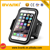 Neoprene PU Custom Elastic Running Sport Gym Armband Bag Case For iPhone Sport Bag For Cellphone