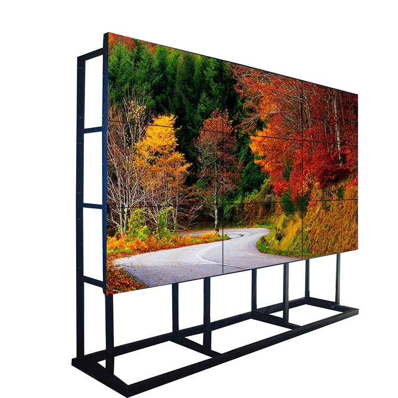 Alibaba's Most Popular Supplier 3*3 samsung video wall, lcd video wall