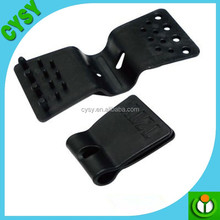 plastic clips for shade net,plastic clamp,Black Butterfly Clips