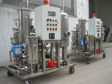 KYJ Series EHC Oil Purifier or Fire Resistant Oil Purifier Machine/Oil Purification Device
