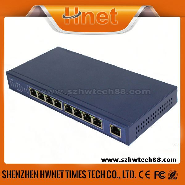 poe ethernet switch 9 Port power over ethernet poe switches with 8 poe ports