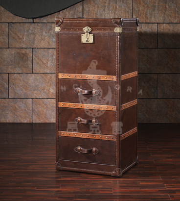 Antique Chest of Drawers bedroom furniture truck design L813