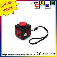Cheapest in China disk toy fidget cube