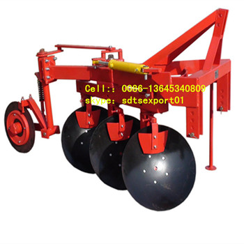 agricultural Hydraulic reversible disc plough for tractor