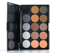 E15#2 High quality private label 15 color eyeshadow