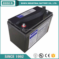 solar gel 100 amp hour marine battery 12v 100 amp agm deep cycle battery