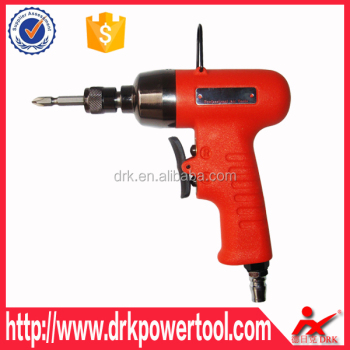6H two way screwdriver DRK 8115 pistol air screwdriver Air Compressor Screwdriver