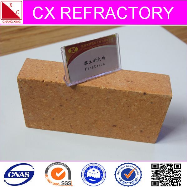 Alumina brick fire clay brick for boiler for oven