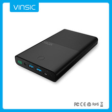 Portable power bank for laptop power bank 20v Abs high voltage power bank